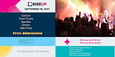 Rise Up Jacksonville 2021 tickets
