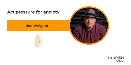 Acupressure for anxiety tickets