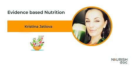 Evidence based Nutrition tickets