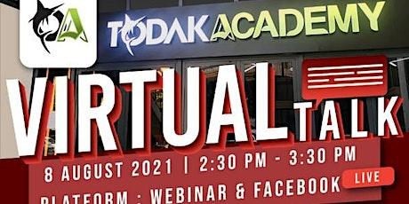 Virtual Talk - Todak Academy biglietti