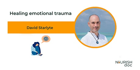 Healing emotional trauma tickets