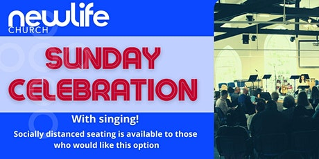 New Life Lancaster Sunday Celebration  -  8th August 2021 tickets