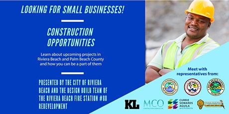 Riviera Beach and Palm Beach County Contracting Opportunities Forum tickets