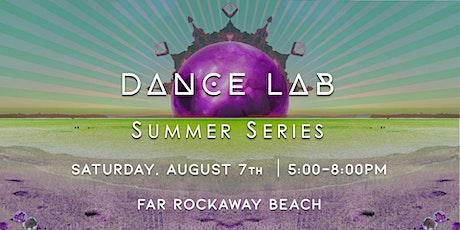Dance Lab :: Summer Series :: Rockaway Beach tickets