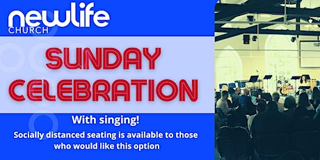 New Life Lancaster Sunday Celebration  -  15th August 2021 tickets