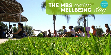 The Outdoor MBS Wellbeing Day  Ticket tickets