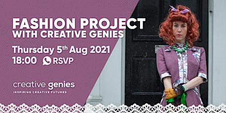 #CanUCutit?- Fashion Design Workshops tickets