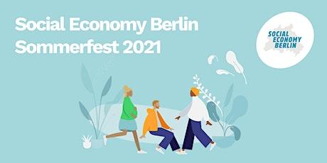 Social Economy Berlin - Sommerfest Tickets
