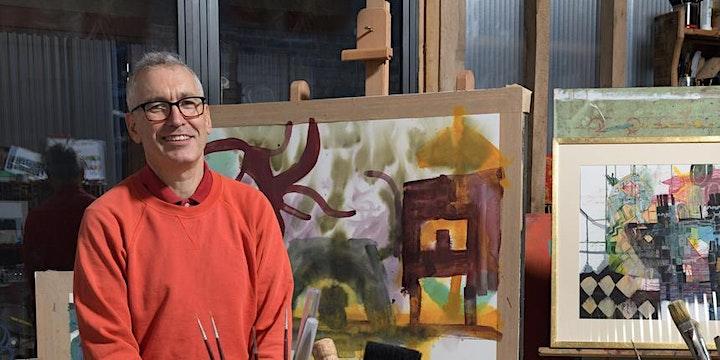 Week 6: Ben Coode-Adams - Exhibition Visit & Sunday Salon Artist Talk @11am image