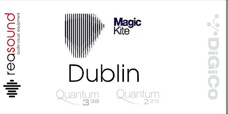 Digico Quantum 225 / 338 Roadshow / Tour - Dublin - Afternoon Session tickets