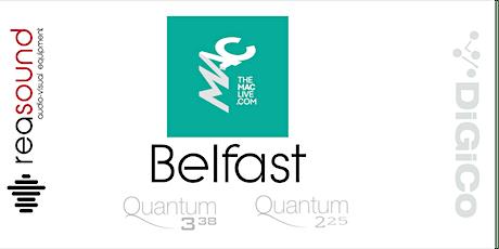 Digico Quantum 225 / 338 Roadshow / Tour - Belfast - Morning Session tickets