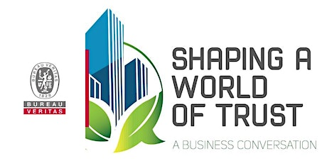SHAPING A WORLD OF TRUST - A BUSINESS CONVERSATION tickets