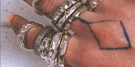 Bespoke Silver Ring Making Workshop tickets