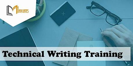 Technical Writing 4 Days Virtual Live Training in Costa Mesa, CA entradas