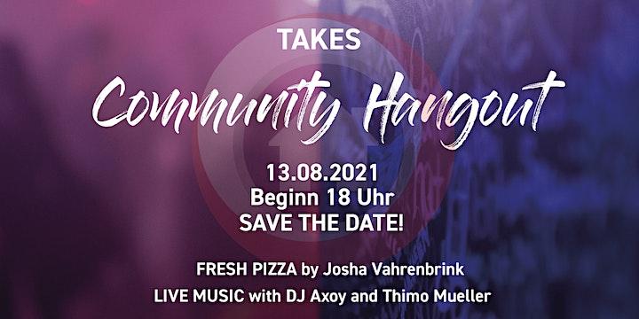 TaKe's Community Hangout: Bild