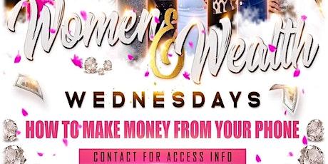 Women & Wealth Wednesdays tickets