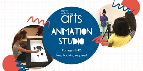 Animation Studio (Ages 8-12) tickets