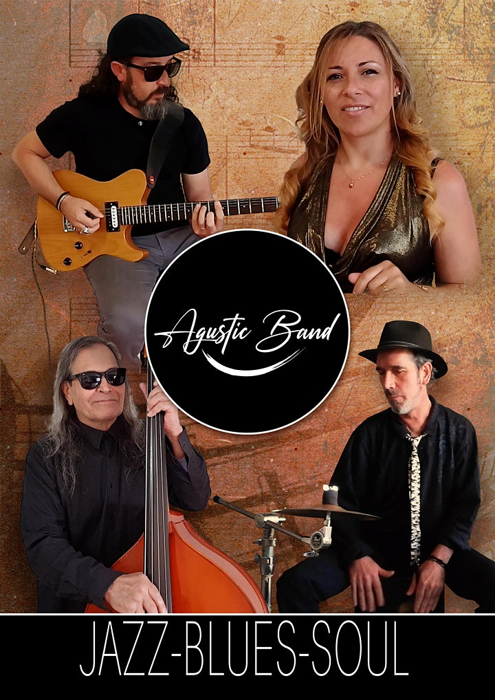 Imagen de AGUSTID BAND(ESCENA D´  ACI)Concierto Jazz-Blues-Soul