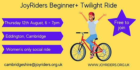 Beginner+ Twilight ride - Eddington tickets