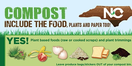 Backyard Composting Basics Online 8/24/21 tickets