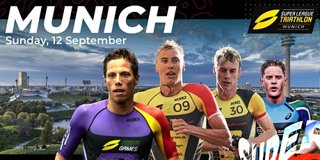 Super League Triathlon Championship Series 2021 Tickets