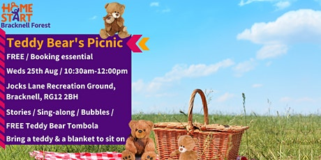 Home Start Bracknell Forest - Teddy Bear's Picnic tickets