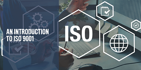 An Introduction to ISO 9001 Course tickets
