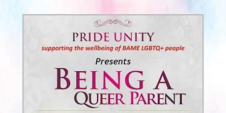 Being a Queer Parent tickets