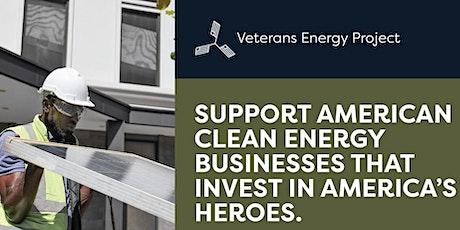 Veterans Energy Project Breakfast tickets