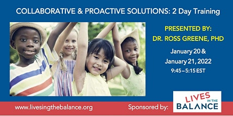 2022 Collaborative & Proactive Solutions: 2 Day Virtual Training tickets