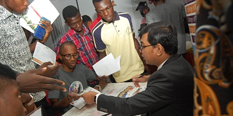 Lagos Island International Education Fair tickets