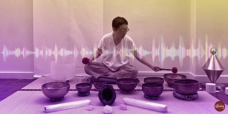 In person- Lunch Time Guided Sound Bath Meditation 45-min tickets