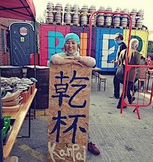 Japanese Street Food at Brighton Bier Brewery tickets