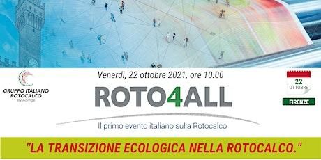 Roto4All 2021 - 22 Ottobre, Firenze tickets