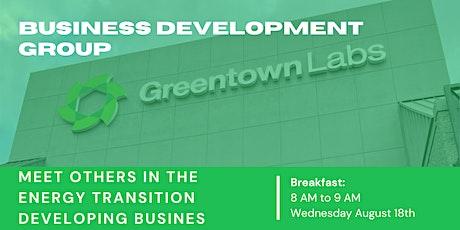 Business Development Group tickets