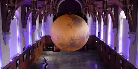Luke Jerram's 'Mars' at the University of Bristol (Monday to Friday) tickets