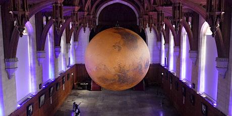 Luke Jerram's 'Mars' at the University of Bristol (Saturday and Sunday) tickets
