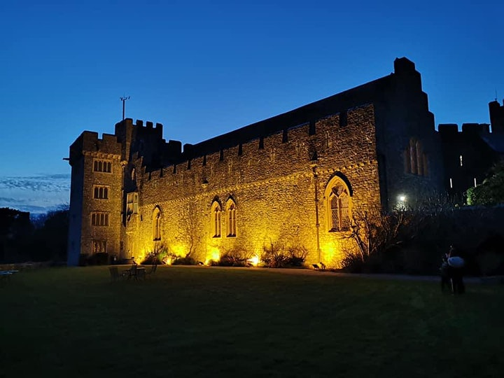 Summer Finale - Open Day at St Donat's Castle    15th August image