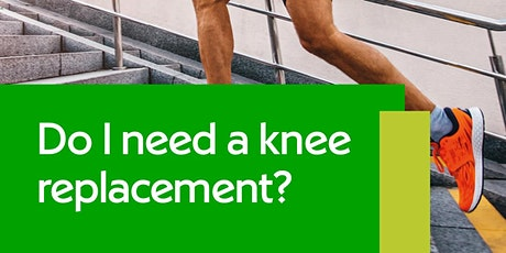 Let's Talk Knee Replacements tickets