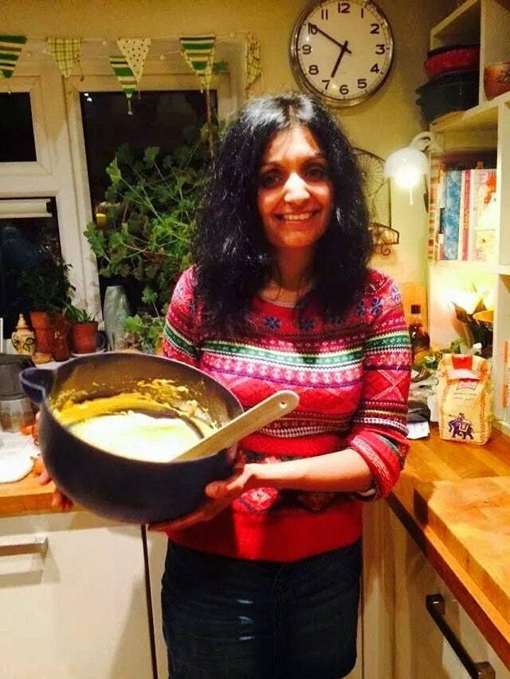 Bibi's Indian Cookery cook-a-long image