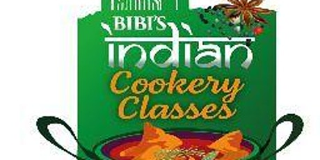 Bibi's Indian Cookery cook-a-long tickets