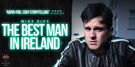 Mike Rice (IE) - English Stand-Up Comedy Night tickets