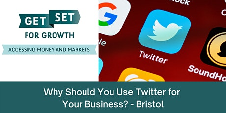 Why Should you Use Twitter for Your Business? tickets