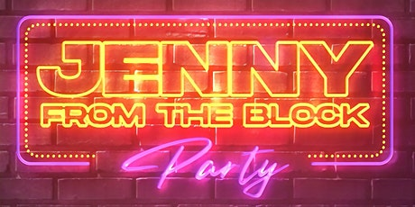 """""""Jenny From The Block Party"""" tickets"""