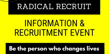 Volunteer Recruitment Event tickets