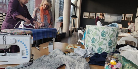 Eco Stitch-Up: Transform your wardrobe in our textiles upcycling workshop tickets