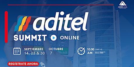 Summit Online ADITEL boletos