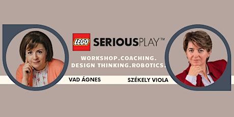 LEGO® Rapid Randi - Játék komolyan tickets