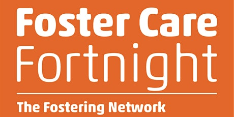 Foster Care Fortnight feedback event tickets