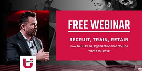 Recruit, Train, Retain entradas